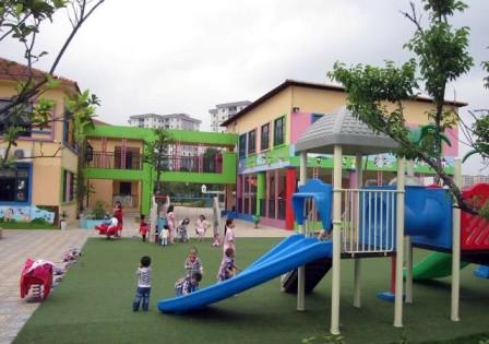 Giấy phép thành lập trường mần non tại Hà Tĩnh