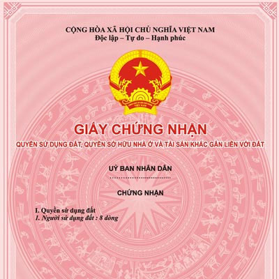 Thủ tục cấp mới giấy chứng nhận quyền sử dụng đất tại Hà Tĩnh