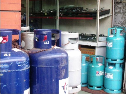 Thủ tục mở cửa hàng kinh doanh gas tại Hà Tĩnh