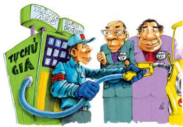 Thủ tục xin giấy phép đủ điều kiện kinh doanh xăng dầu tại Hà Tĩnh