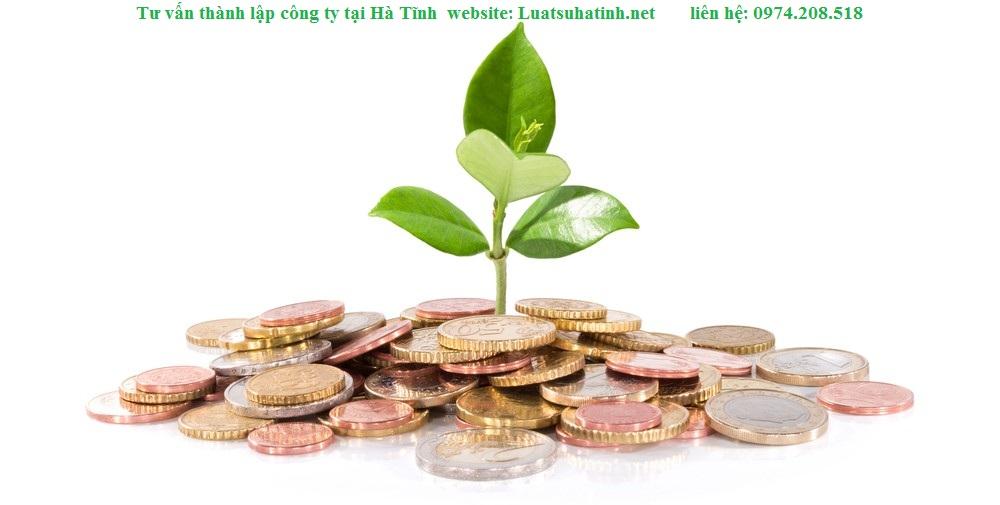 Loại hình kinh doanh ít vốn tại Hà Tĩnh