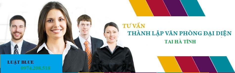 Văn phòng đại diện tại Hà Tĩnh có chức năng kinh doanh không