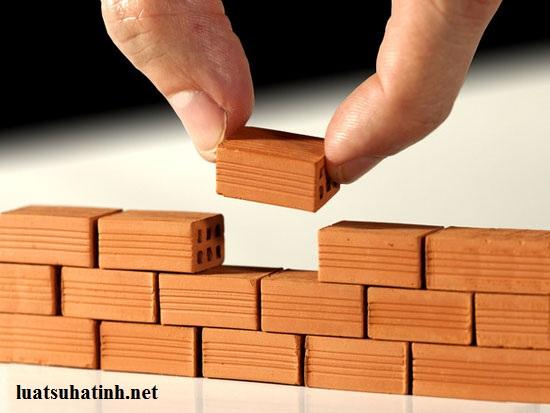 Thủ tục thành lập công ty cổ phần xây dựng tại hà tĩnh