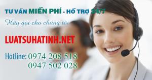 Dịch vụ thành lập công ty hợp danh tại Hà Tĩnh