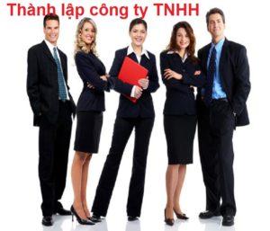 Dịch vụ thành lập công ty TNHH hai thành viên tại Hà Tĩnh