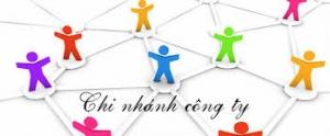 Thành lập chi nhánh công ty cổ phần tại Hà Tĩnh