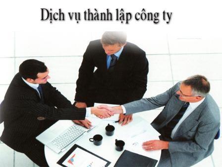 Dịch vụ thành lập công ty tại huyện Nghi Xuân