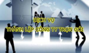 Dịch vụ thành lập công ty tại thị xã Hồng Lĩnh