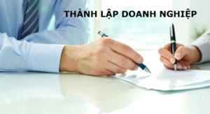 Dịch vụ thành lập doanh nghiệp tại Hà Tĩnh