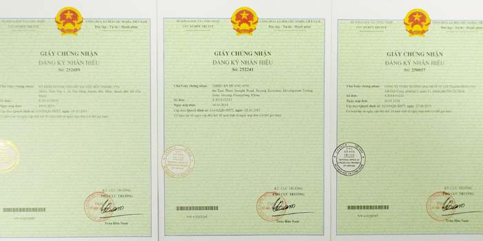 Hồ sơ đăng ký nhãn hiệu tại Hà Tĩnh