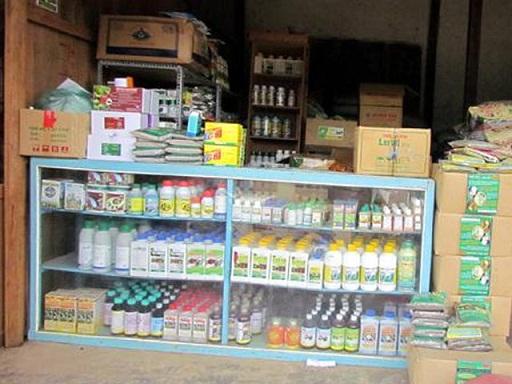 Kinh doanh thuốc bảo vệ thực vật tại Hà Tĩnh