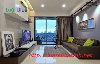 Thủ tục làm sổ hồng nhà chung cư tại Hà Tĩnh