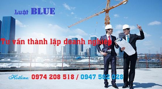 Thủ tục thành lập công ty xây dựng tại Hà Tĩnh