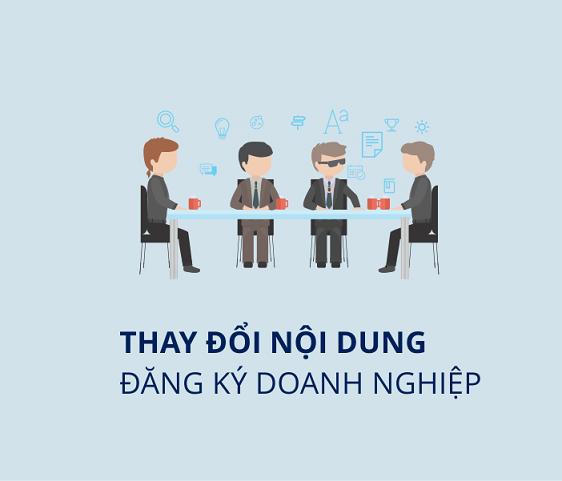 Trình tự thủ tục thay đổi đăng ký kinh doanh tại Hà Tĩnh