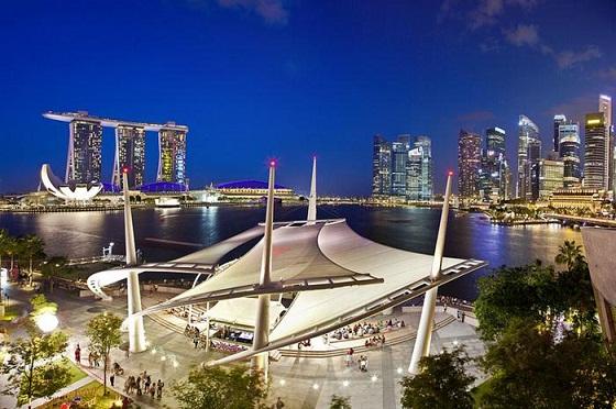 Thủ tục xin cấp visa du lịch Singapore