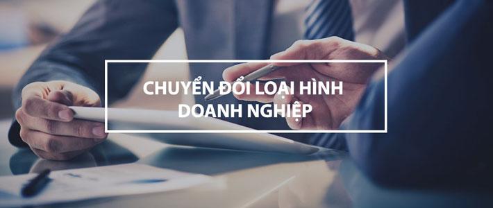 Thủ tục chuyển đổi loại hình công ty TNHH 2 thành viên thành công ty cổ phần