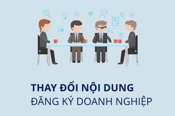 Trình tự thay đổi thành viên công ty TNHH 2 thành viên trở lên