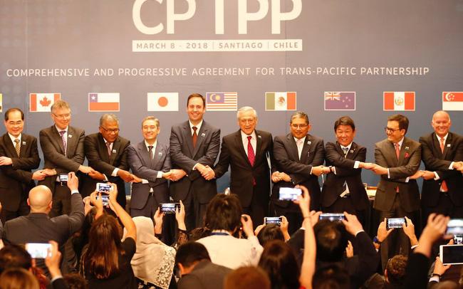 Thông tư về quy tắc xuất xứ trong CPTPP