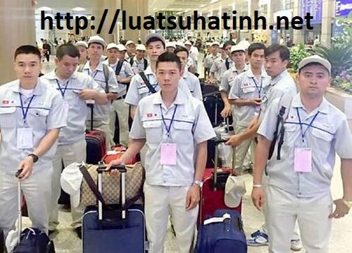 Quy trình xin giấy phép hoạt động dịch vụ đưa người nước ngoài làm việc tại Hà Tĩnh