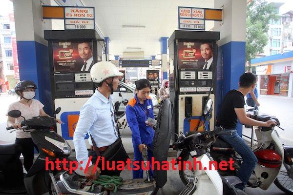 Thành lập công ty có vốn đầu tư nước ngoài trong lĩnh vực xăng dầu tại Hà Tĩnh
