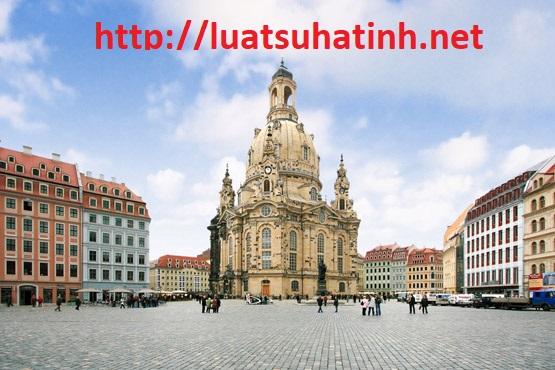 Thủ tục xin visa đi du lịch Đức