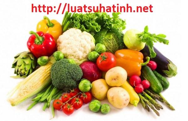 Thủ tục thành lập doanh nghiệp sản xuất nông sản tại Hà Tĩnh