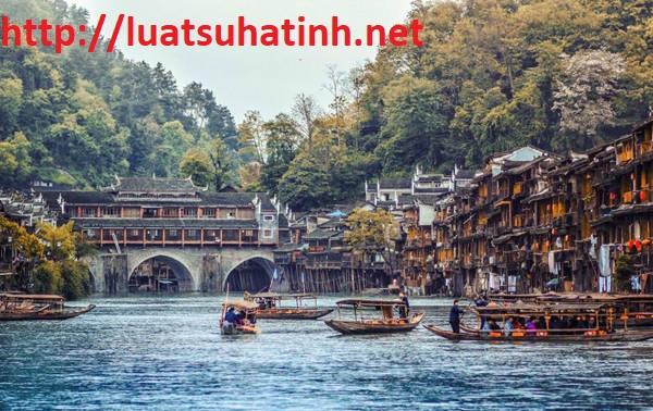 Xin visa du lịch Trung Quốc