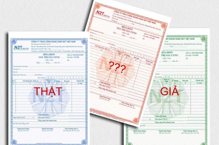 Xử lý hành vi mua bán hóa đơn giả