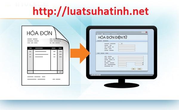 Thủ tục nộp hồ sơ đăng ký sử dụng hóa đơn điện tử